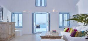 Cyclades hébergement hôtel Astra Suites