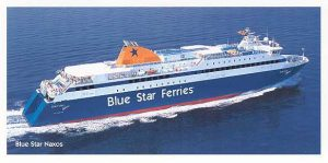 Ferry Cyclades