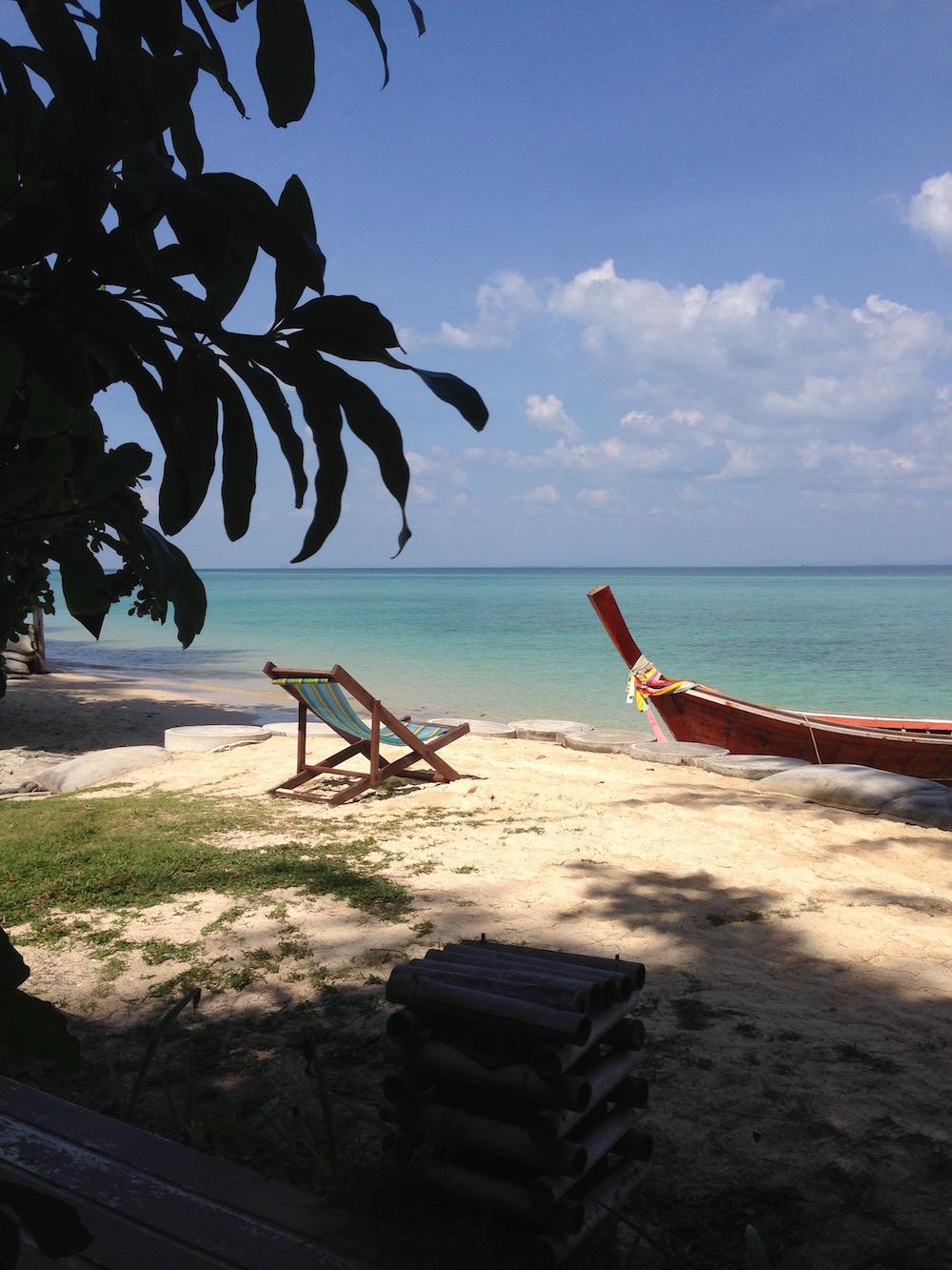 Thaïlande Ile de Ko Ngai