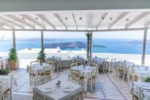 meilleurs restaurants santorin, l'Aegeon
