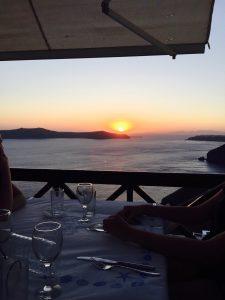 Meilleurs Restaurants Santorin - le Naoussa, Fira