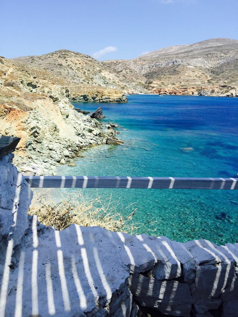Agios Nikolaos, Folegandros, Cyclades
