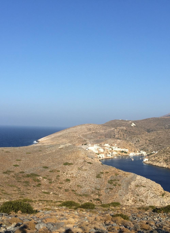 Sifnos, Chéronissos