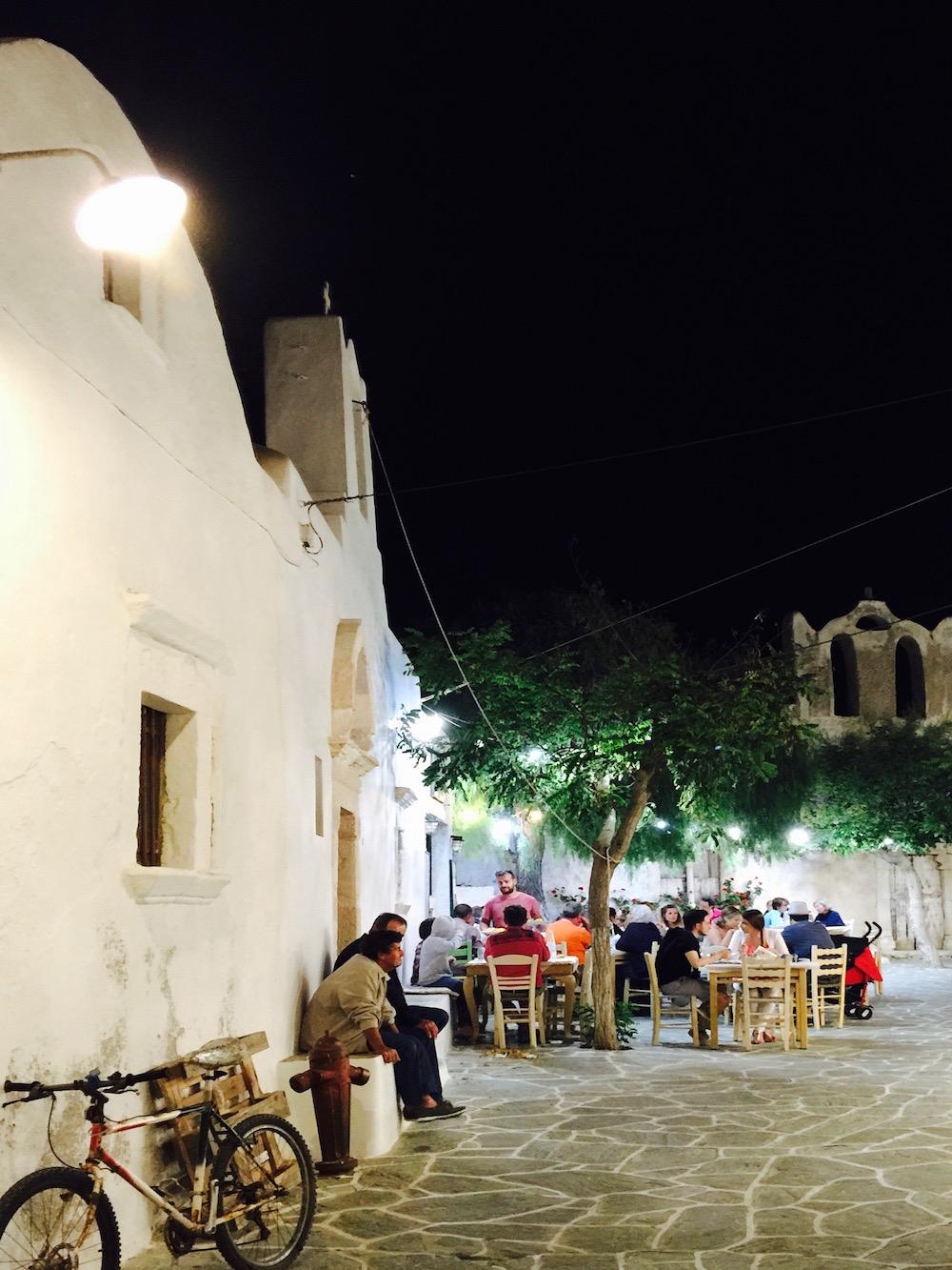 Chora, Folegandros, Cyclades