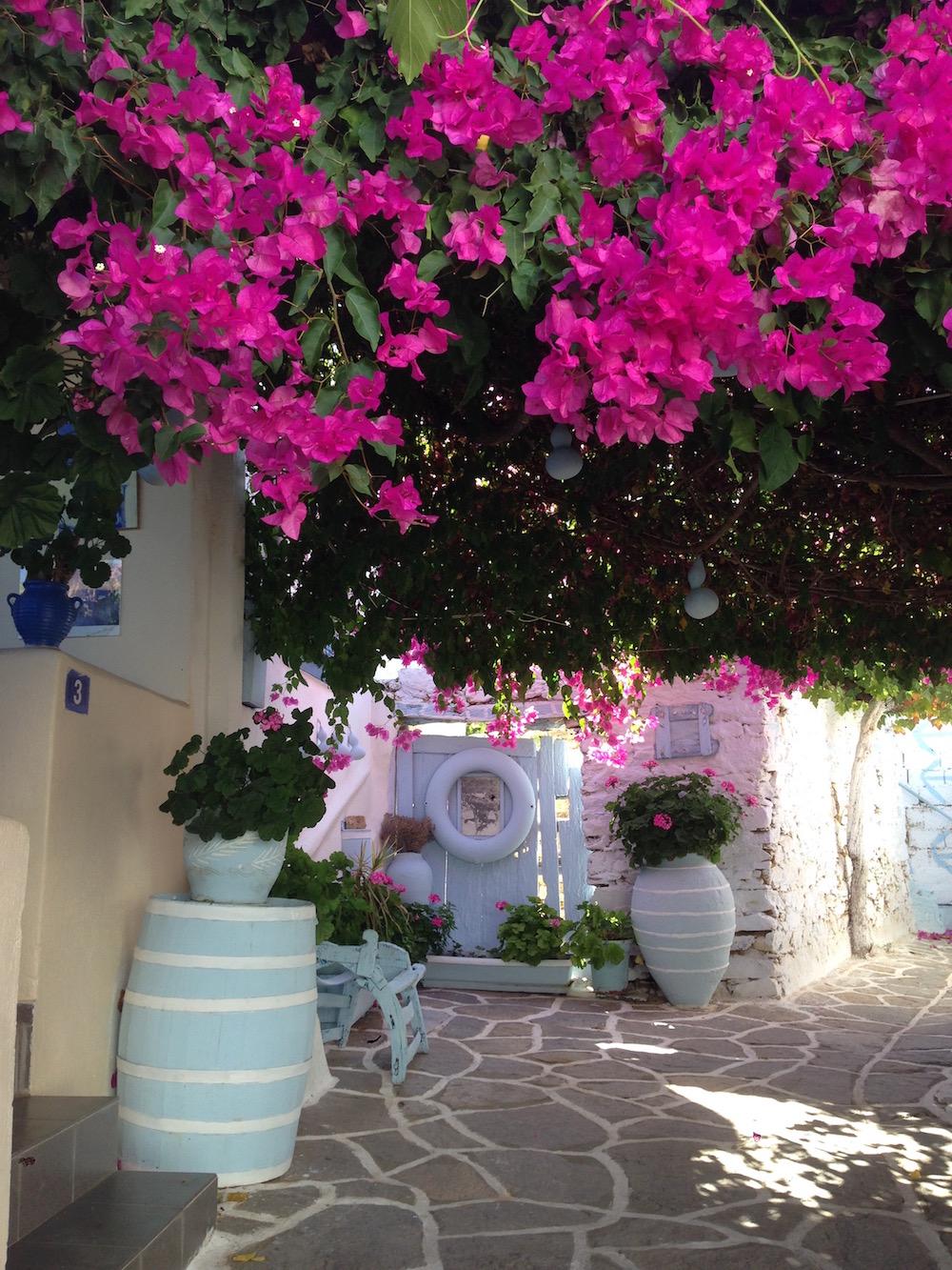 Village de Prodromos, Paros