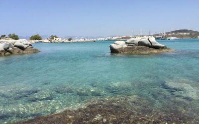 Mes plages préférées à Paros