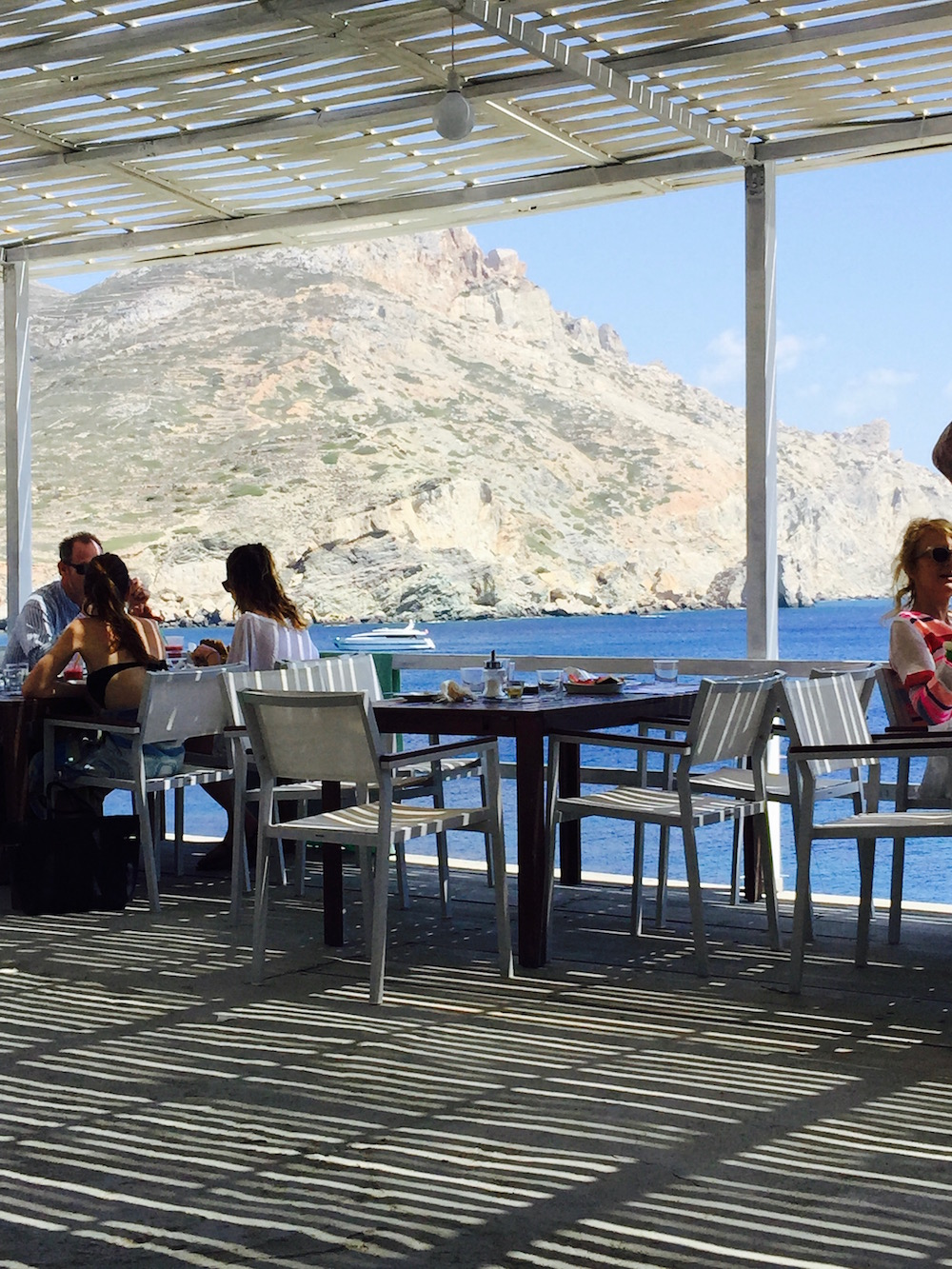 Restaurant Papalagi, Folegandros