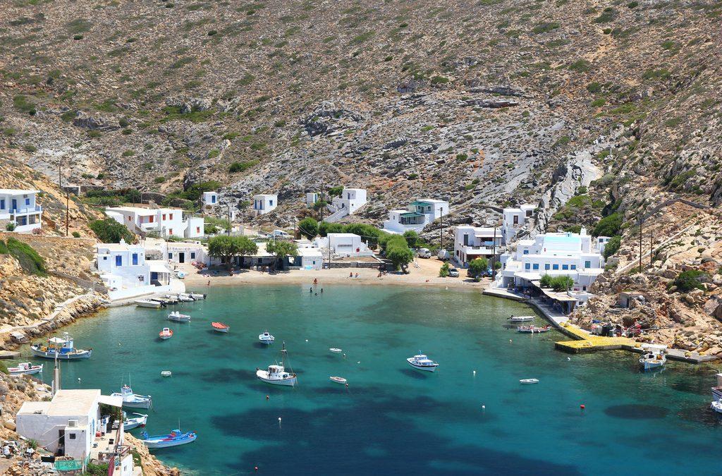 Les plus belles plages de Sifnos
