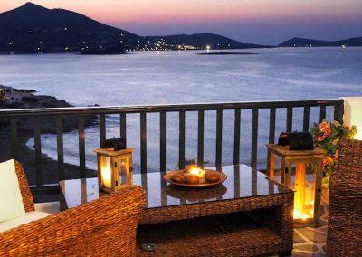 hôtel Senia Paros