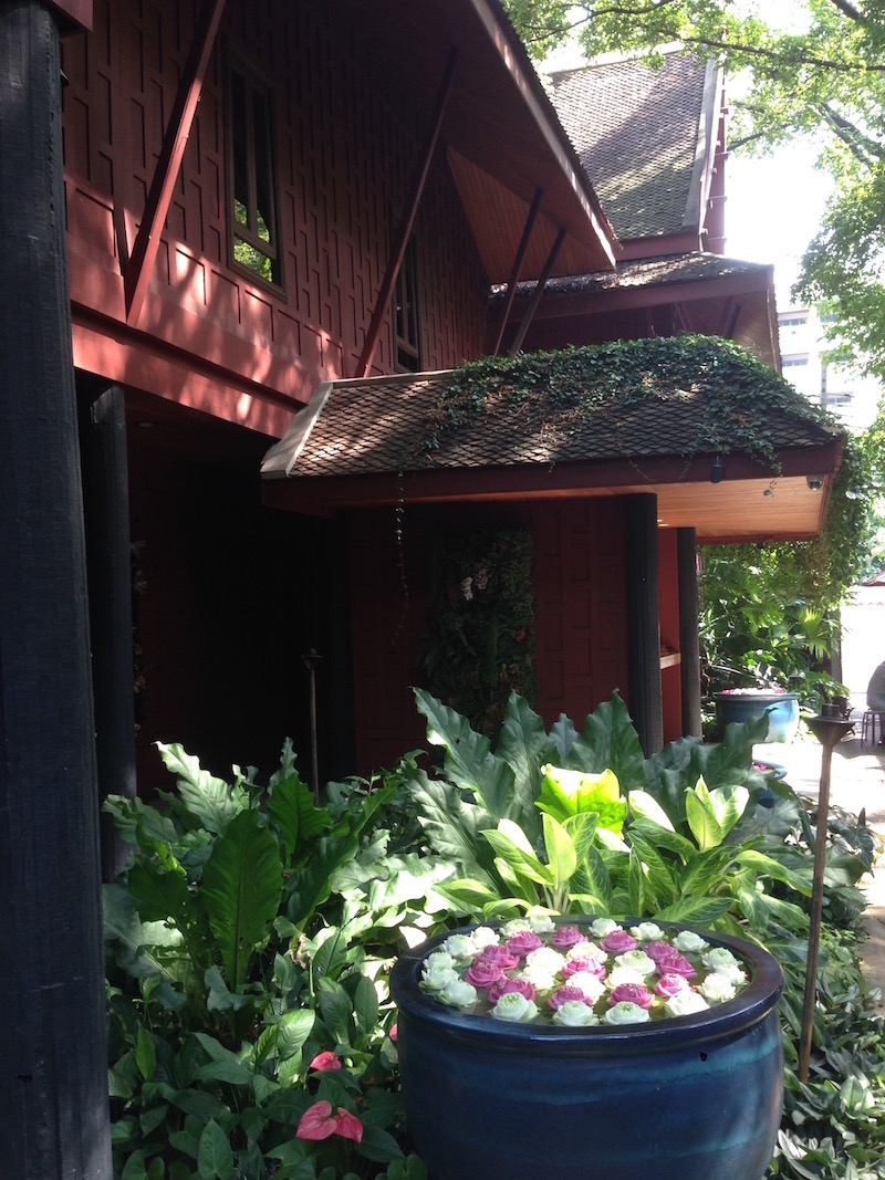 visiter Bangkok Maison de Jim Thompson