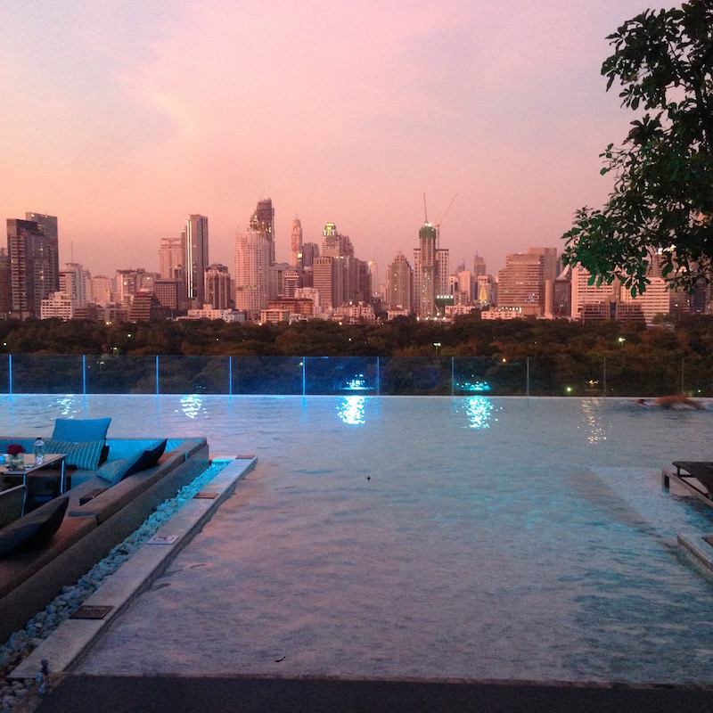 voyage Thaïlande circuit Bangkok hôtel So Sofitel