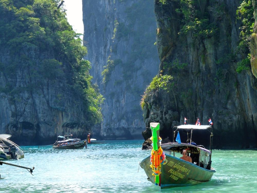 Thaïlande île de Ko Phi Phi