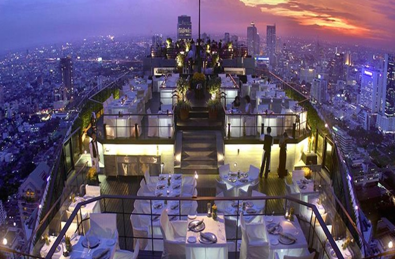 Bangkok roof-top-sky-bar