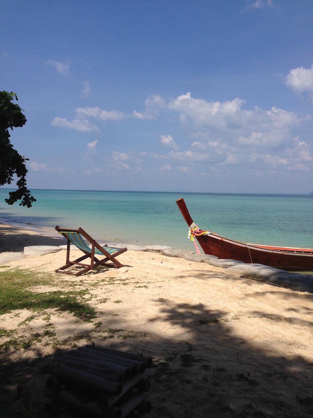 Thaïlande île de Koh Ngai