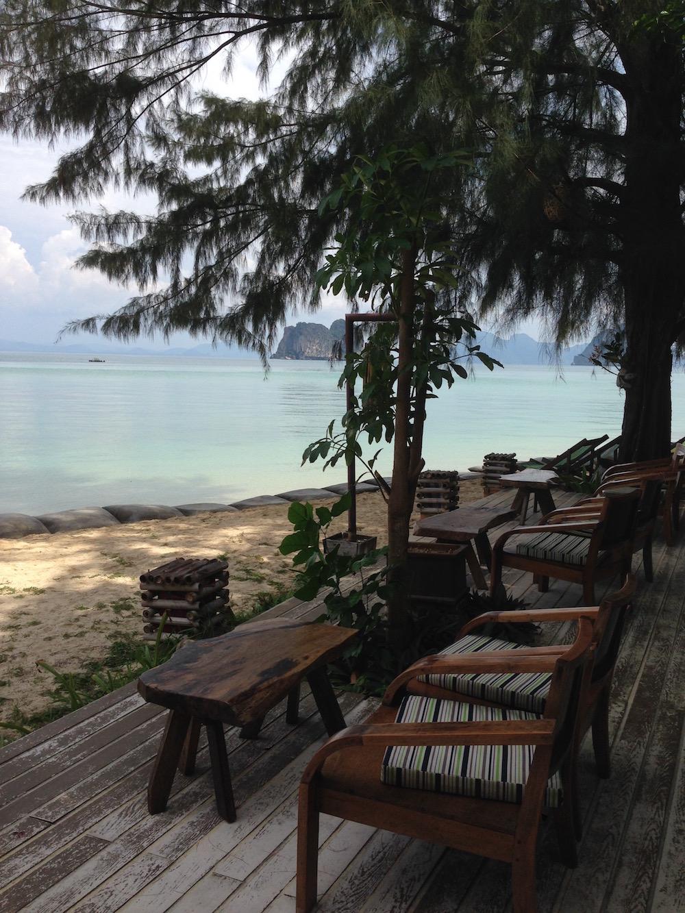 voyage Thaïlande Koh Ngai hotel coco cottage