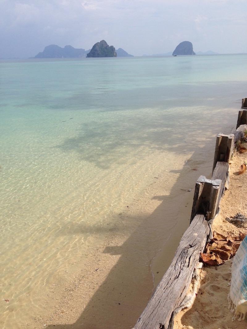voyage Thaïlande île de Koh Ngai