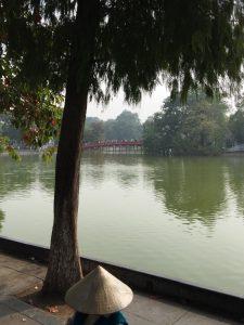 visiter Hanoï Lac Hoan Kiem
