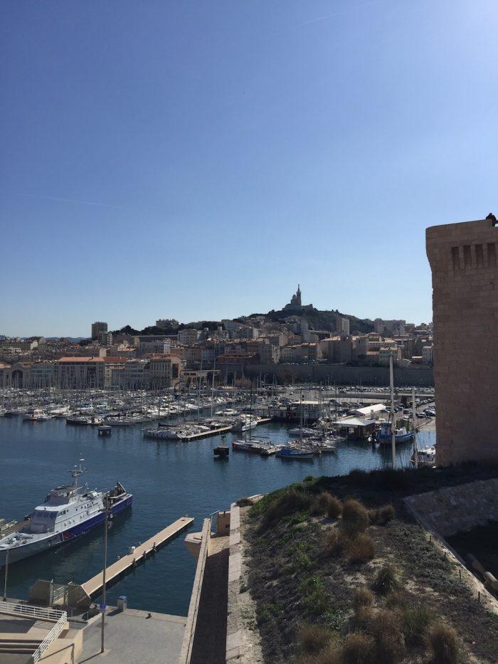 week-end à Marseille Le Vieux-Port