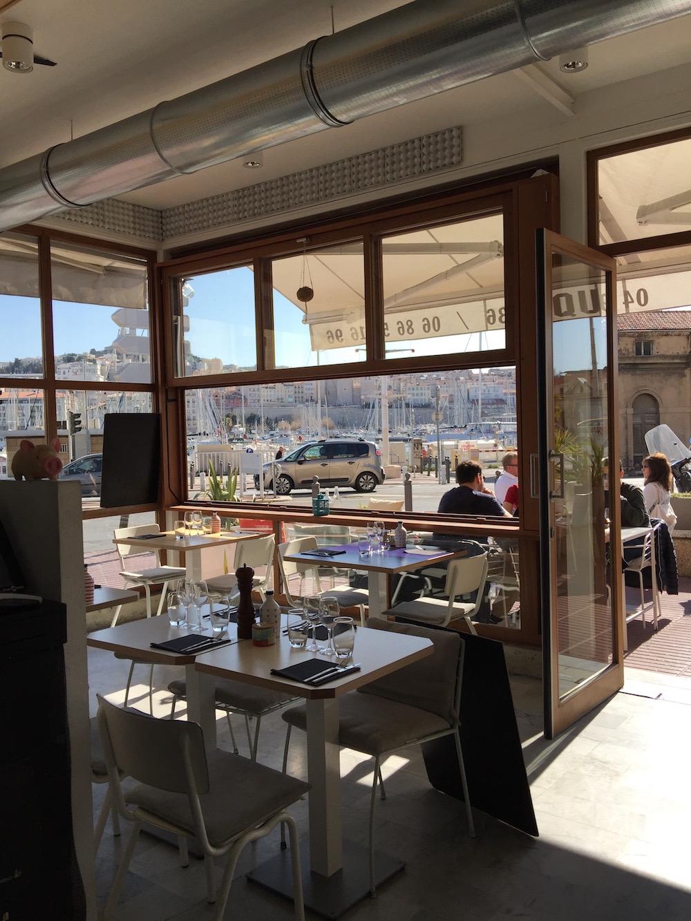Marseille Restaurant Au Bout du Quai