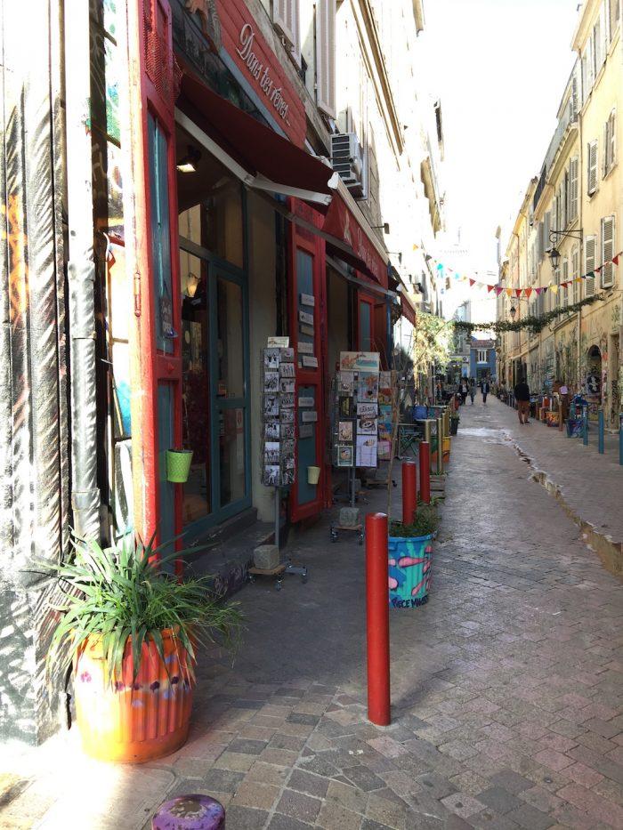 Marseille le Cours Julien
