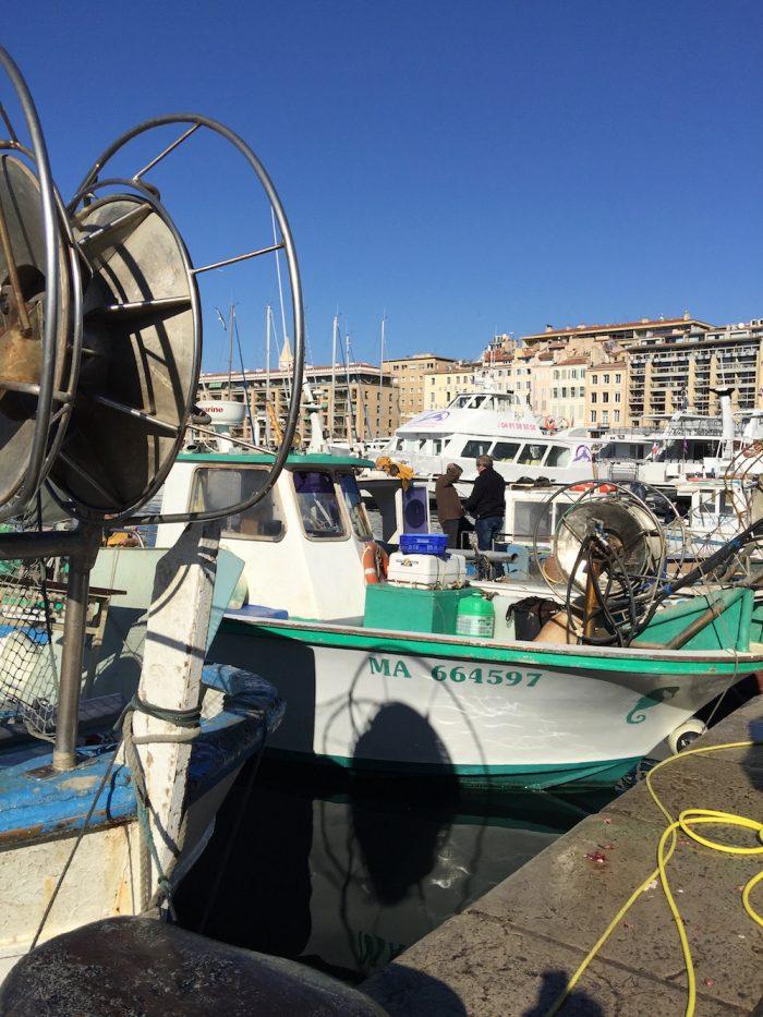 Marseille Vieux-Port