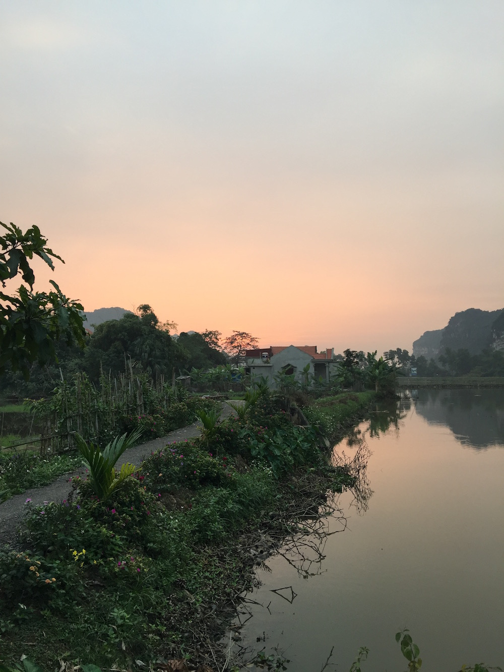 Baie d'Halong terrestre -Vietnam