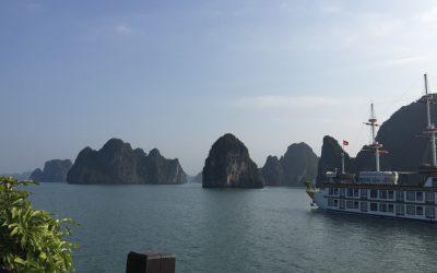 Comment rater (ou pas) sa visite de la baie d'Halong?