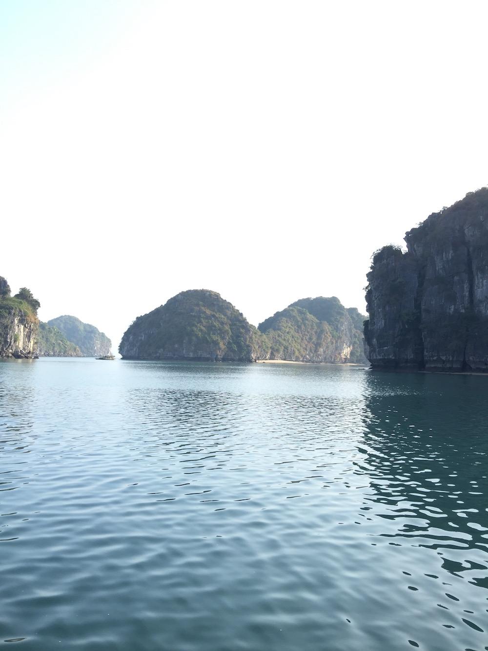 croisère baie d'Halong Vietnam
