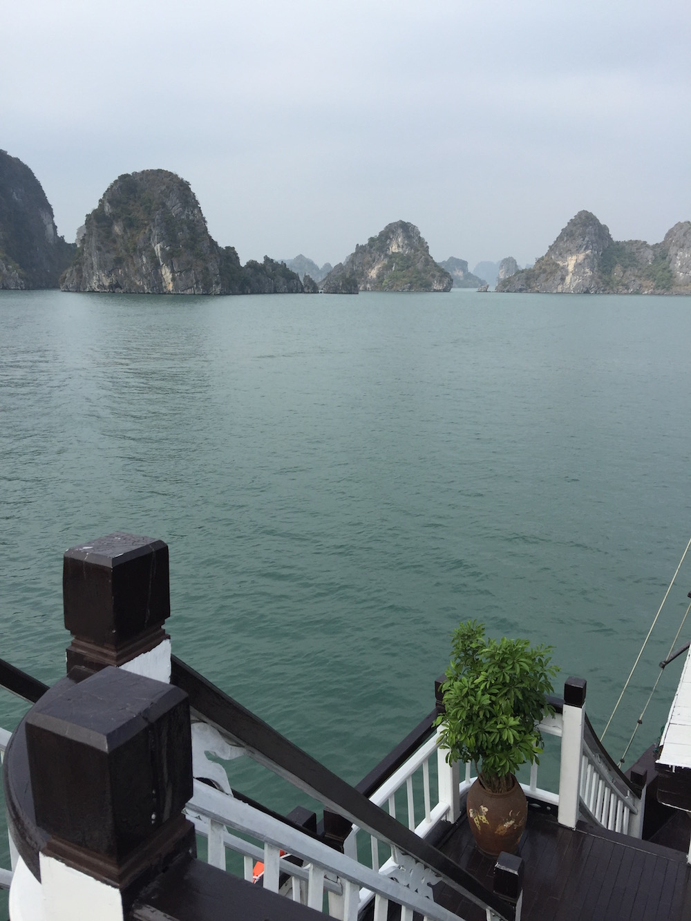 Baie d'Halong croisière Vietnam