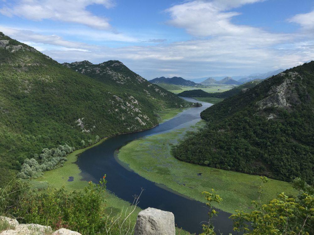 Lac Skadar Monténégro