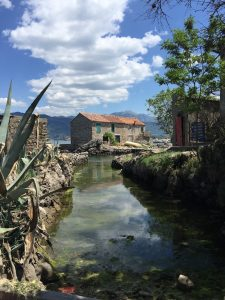 Péninsule de Lustica