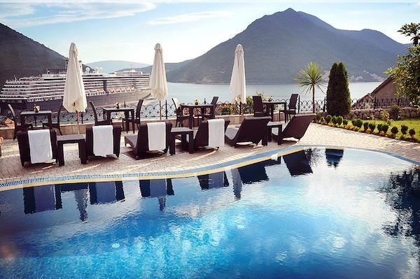 hôtels restaurants Monténégro