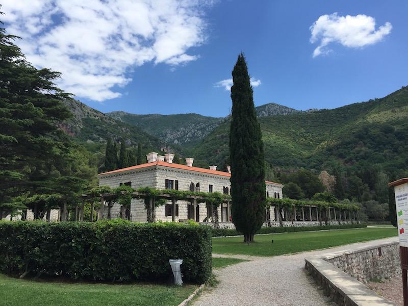 hôtels restaurants Montenegro