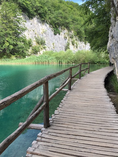 lacs de plitvice croatie