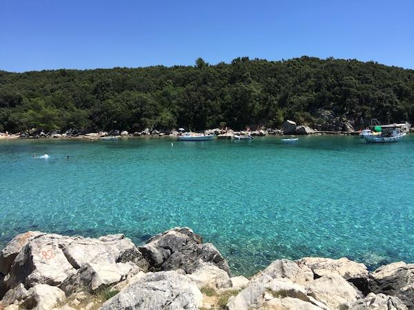 ile de Rab en Croatie - Voyage en Croatie