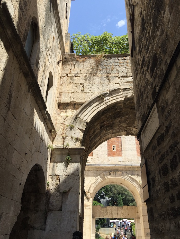 Road Trip Croatie ville de Split
