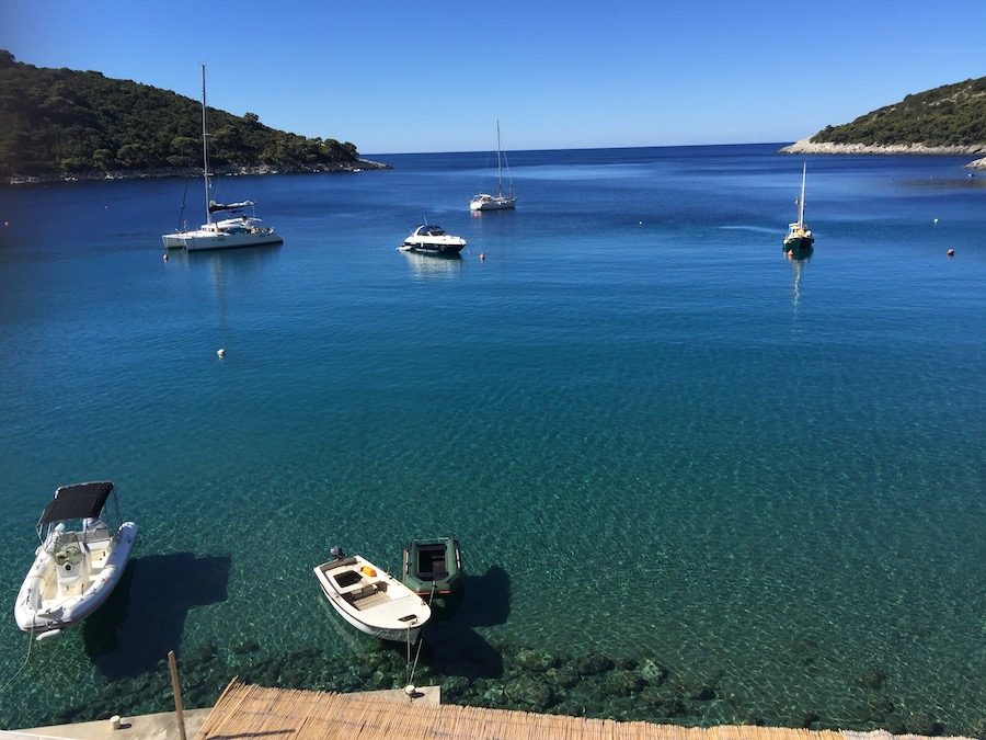 Road trip en Croatie (2/2) : de Split à Dubrovnik