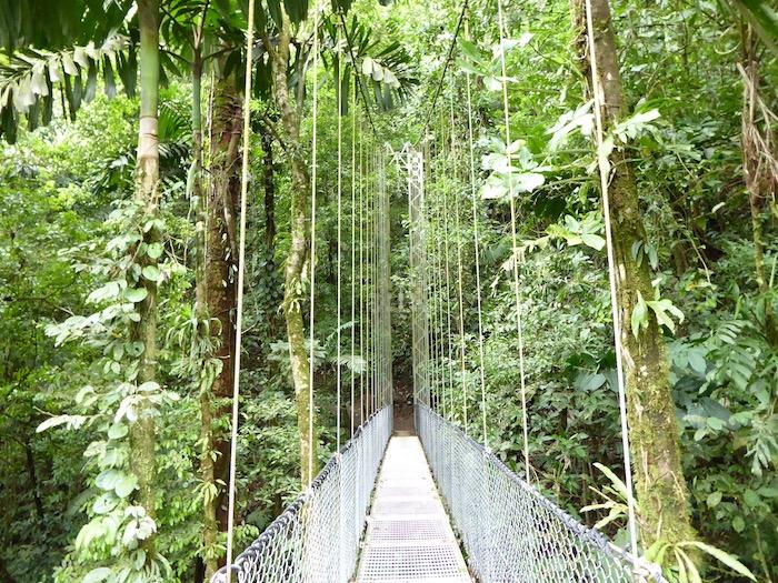 Voyage au Costa Rica