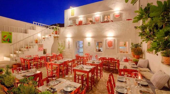 Mes deux meilleurs restaurants à Sifnos