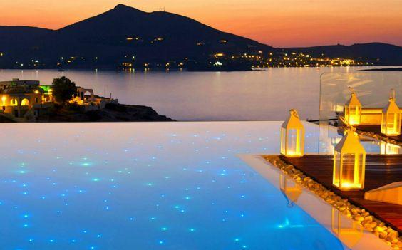 hotel Senia à Paros, Naoussa