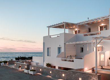 Hotel villa Tania, Milos