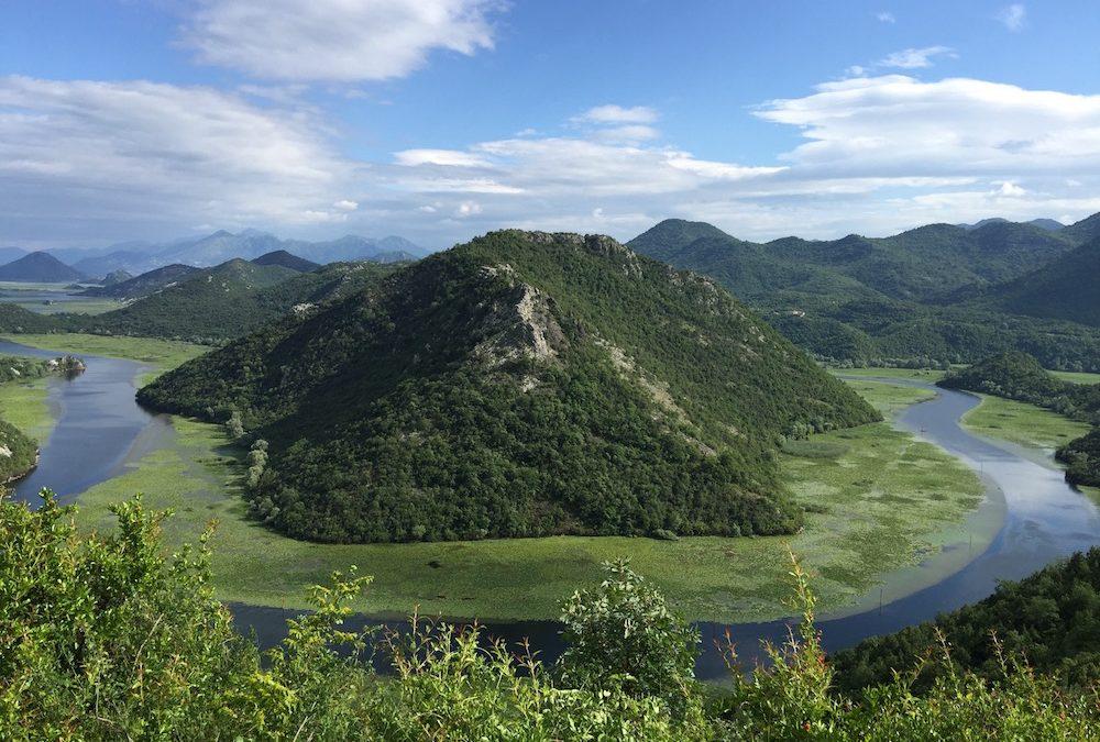 Monténégro: visite en bateau du lac Skadar