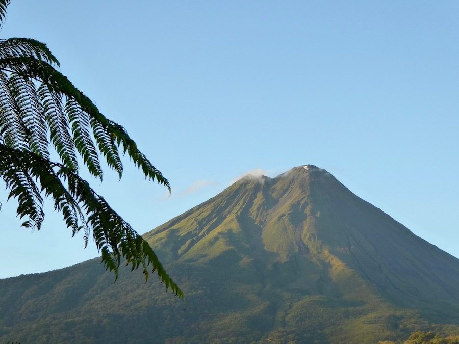 Visite du volcan Arenal au Costa Rica